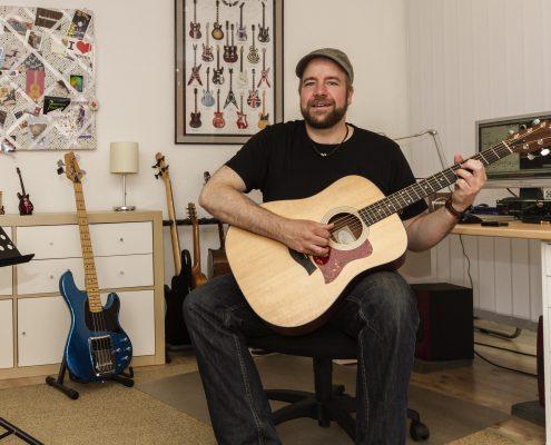 Bassunterricht in der Südstadt von Hannover